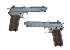 Austrian pistol Steyr Stock Images