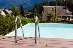 Austrian pool Royalty Free Stock Photos