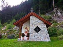 Austrian Tyrol wonderful image of summer Stock Photo