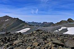 Austrian Tyrol wonderful image of summer Royalty Free Stock Photo