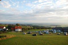 Austrian village Stock Images