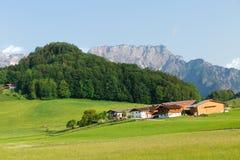 Austrian village Stock Image