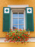 Austrian Window Stock Image