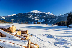 Austrian Winter Stock Photo