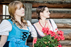 Austrian Women Stock Images