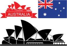austrália Imagens de Stock