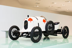 Austro Daimler ADS R Sascha. Porsche Museum stock photography
