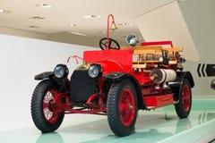 Austro Daimler Motorspritze Lizenzfreie Stockfotografie
