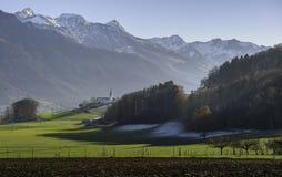 Austro-Swiss? Stock Image