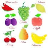 Auswahlfrucht Stockbild