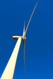 Auswechselbare Wind-Energie Stockfoto