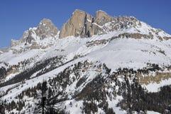 Auswendiger Stab vom Süden, Dolomit Stockfotos