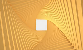 Auszug 3d Lizenzfreies Stockbild