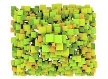 Auszug berechnet des Hintergrundes Lizenzfreie Stockfotos