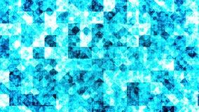 Auszug blockt Hintergrund Geometrischer beweglicher abstrakter Hintergrund vektor abbildung