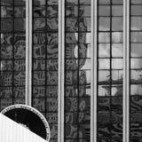 Auszug in der Stadt Lizenzfreie Stockbilder
