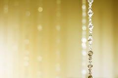 Auszug des blinden Kristalles Lizenzfreies Stockbild