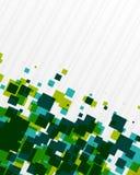 Auszug erforschen quadratisches Mosaik lizenzfreie abbildung