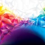 Auszug farbiger Hintergrund Stockfoto