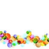 Auszug gefärbt Stockfotografie