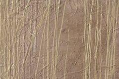 Auszug gemalter Wald Lizenzfreie Stockfotografie