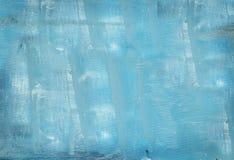Auszug gemaltes Segeltuch lizenzfreies stockbild