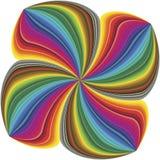 Auszug vier verlassen Klee Lizenzfreie Stockfotografie