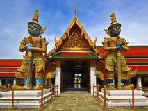 Autêntico tailandês Fotografia de Stock