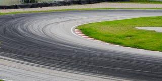 Autódromo Fotografia de Stock Royalty Free