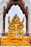 Autel avec Ganesh Photos libres de droits