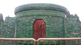 Autel vert dans le temple du Ciel dans Pékin, Chine photos libres de droits