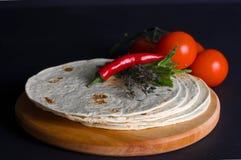Autentisk mexikansk barbacoa Royaltyfria Bilder