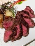Autentiska Kobe Beef arkivbilder