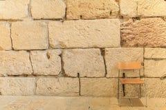 Autentiska roman stentegelstenar för textur Arkivbild
