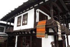 autentyczny domowy stary zdjęcie stock