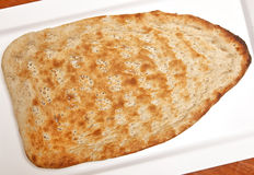 Authentic Afghan Naan Bread Royalty Free Stock Images