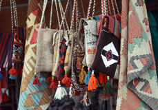 Authentic bag in Harput. Royalty Free Stock Image