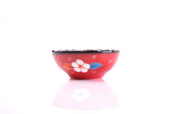 Authentic bowl on white background Stock Photography