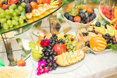 fruit table for wedding eating healthy fruits
