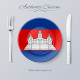 Authentic Cuisine Stock Photography