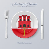 Authentic Cuisine Stock Image