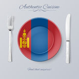 Authentic Cuisine Royalty Free Stock Photography