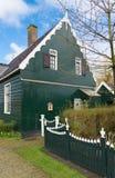 Authentic dutch houses Stock Photo