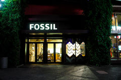 Authentic Fossil store, Orlando, FL Stock Images