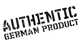 Authentic german product stamp. Grunge design with dust scratches. Effects can be easily removed for a clean, crisp look. Color is easily changed Royalty Free Stock Photos