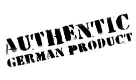 Authentic german product stamp. Grunge design with dust scratches. Effects can be easily removed for a clean, crisp look. Color is easily changed Royalty Free Stock Photo