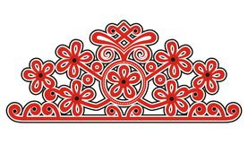 Authentic Hungarian motif Stock Photo