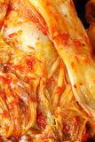 AUTHENTIC KOREAN KIMCHI Royalty Free Stock Photo