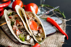 Authentic mexican barbacoa Stock Photos