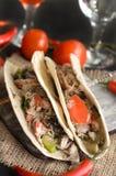 Authentic mexican barbacoa Stock Photos
